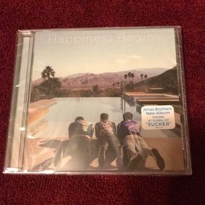 Jonas Brothers CD